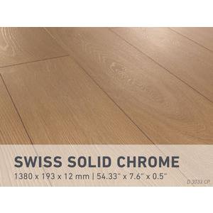 Swiss Solid Chrome